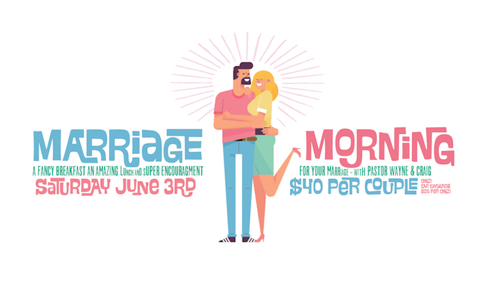 Marriage Morning logo