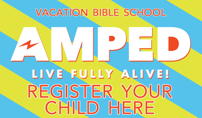 2018 VBS Amped logo