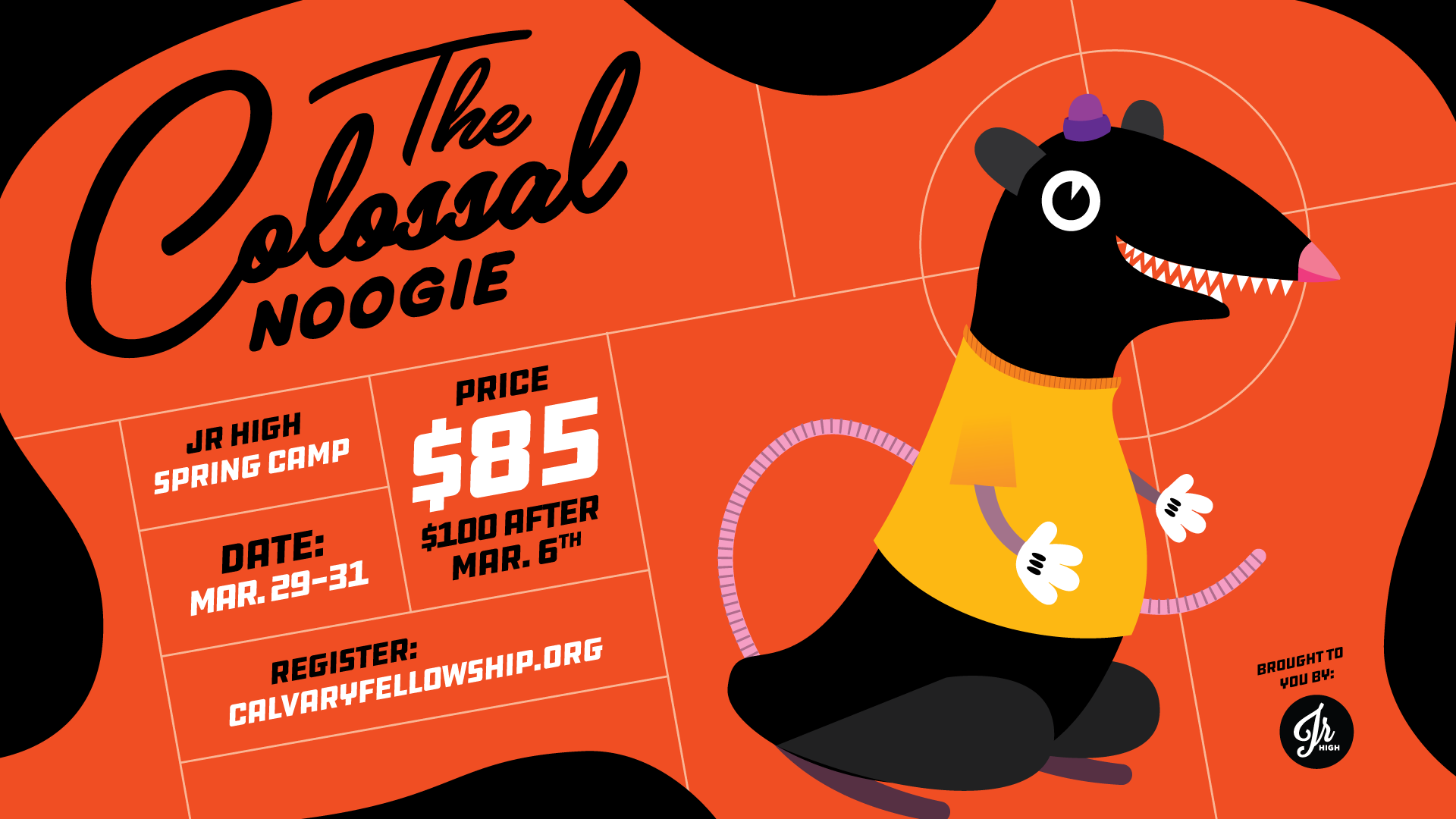 Colossal Noogie 2019 logo