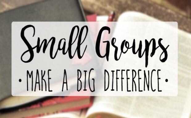 Sermon Study Group / Fridays / 7:30pm / John & Beth Richey logo
