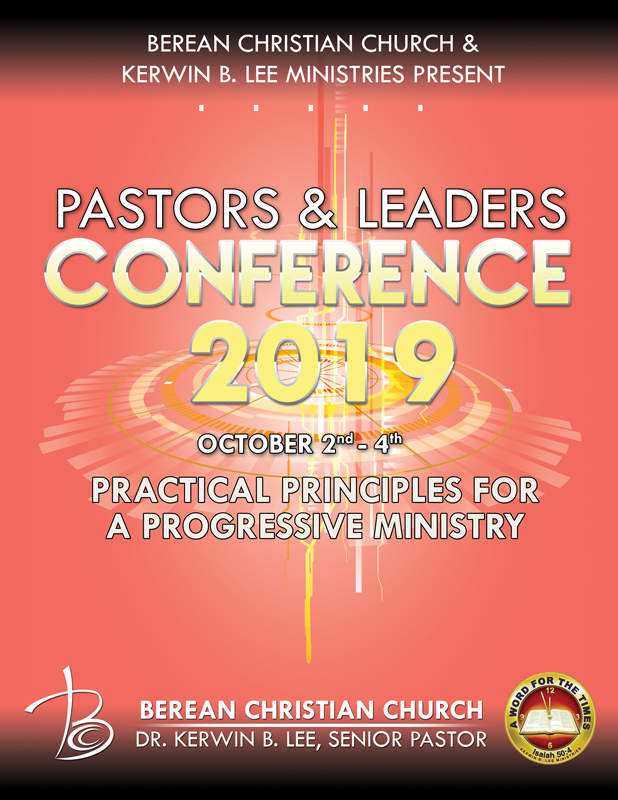 2019 Pastors & Leaders Conference