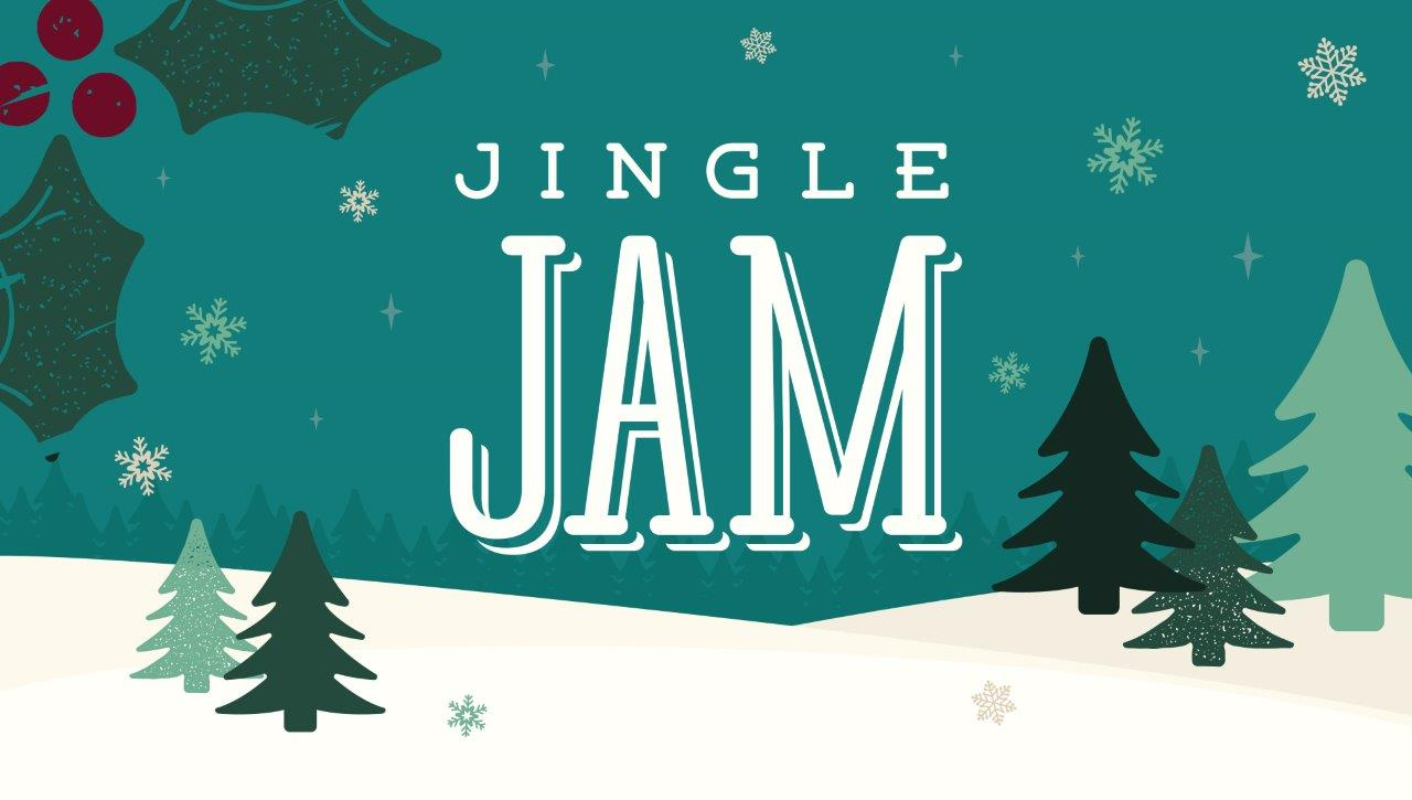 Jingle Jam - November 30 logo
