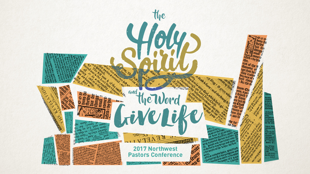NWPC 2017: The Holy Spirit & the Word Give Life logo