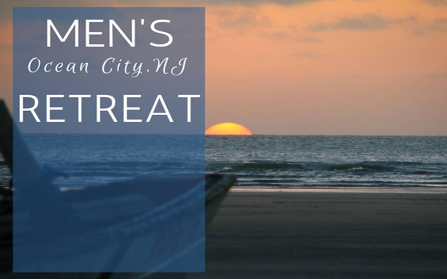 Men's Ocean City, NJ Retreat logo
