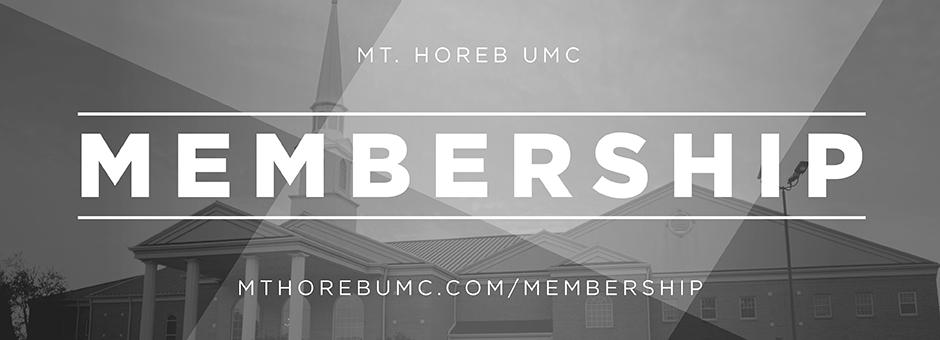Membership Class / May 5 logo
