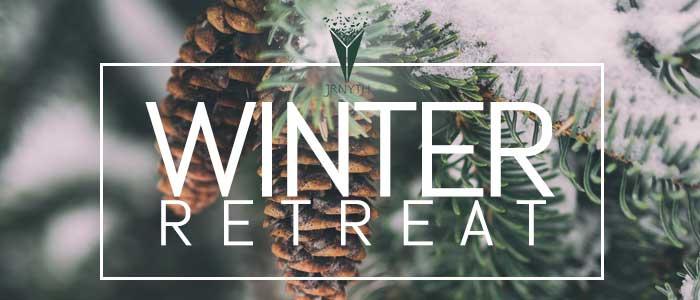 The Journey Winter Retreat logo