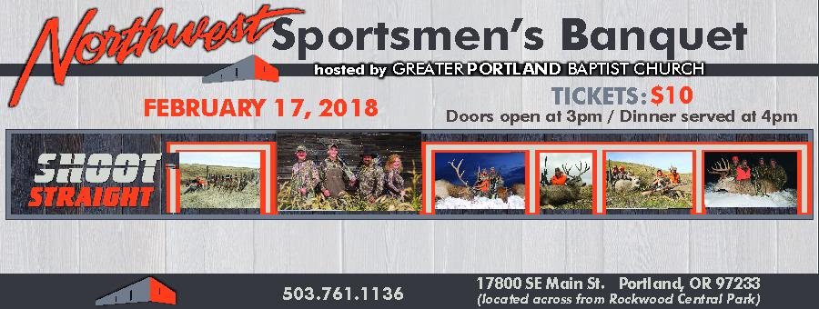 Northwest Sportsmen's Banquet logo