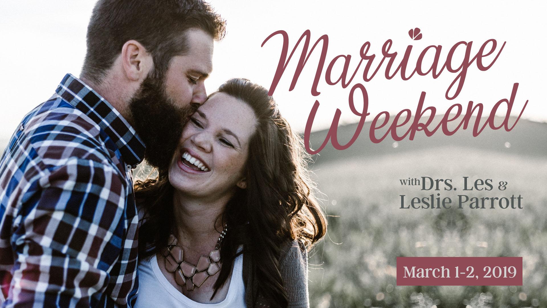 Marriage Weekend 2019 logo