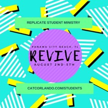 Revive Weekend 2018 logo