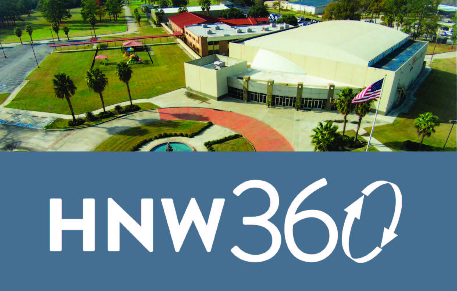 HNW 360 logo