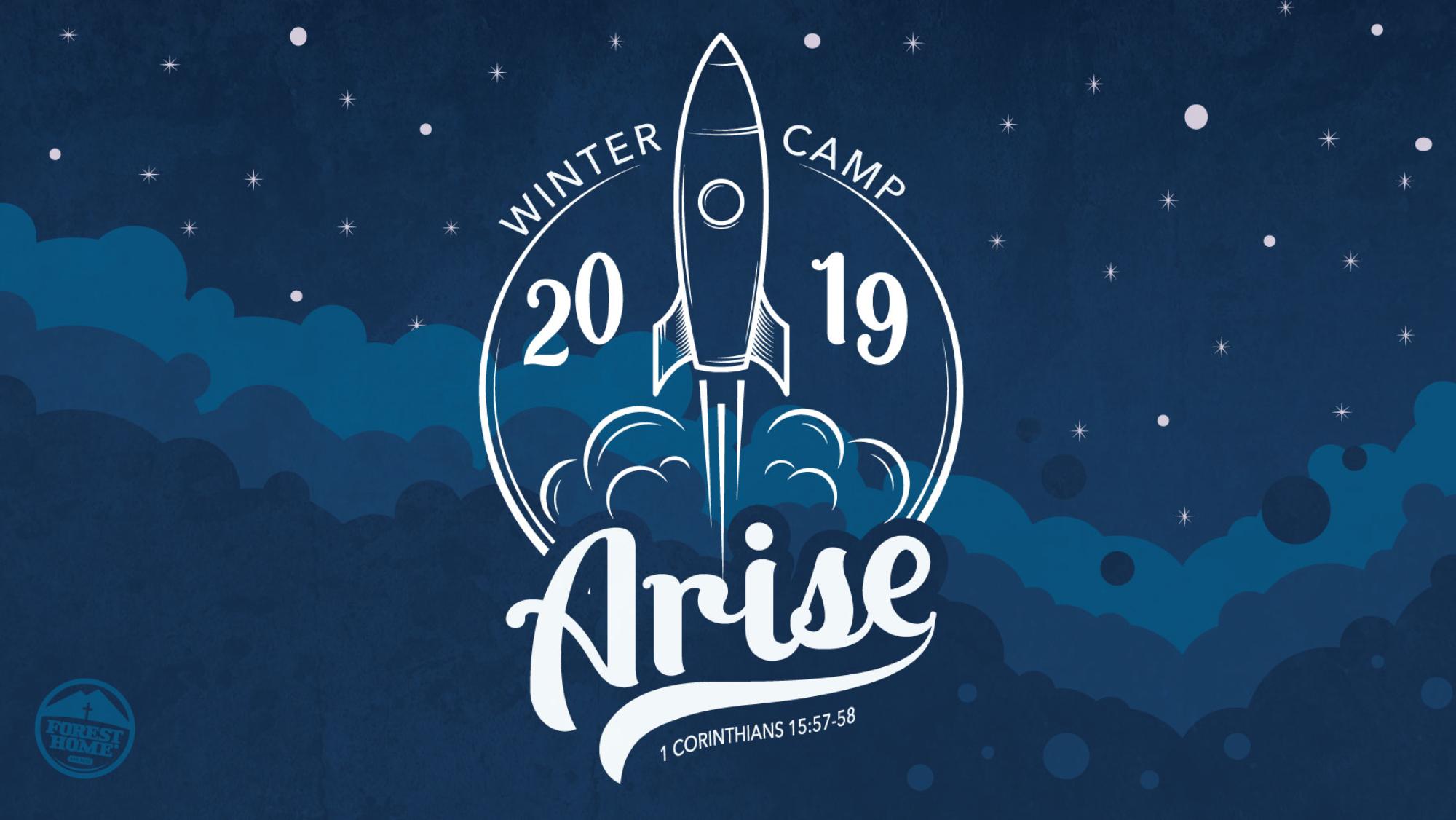 HSM Winter Camp Registration logo