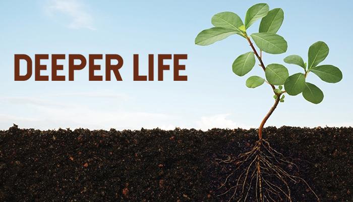 Deeper Life logo