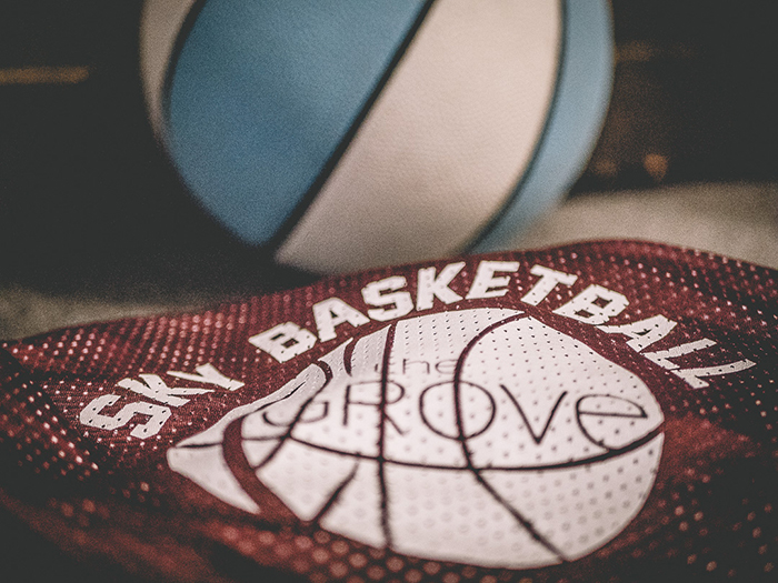 2018 Sky Basketball Registration Form logo