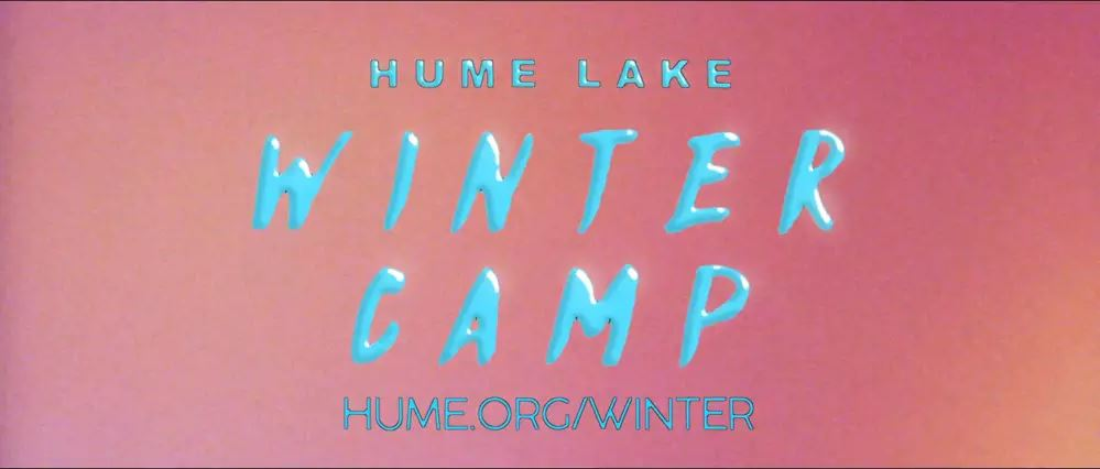 High School Winter Camp 2019 logo