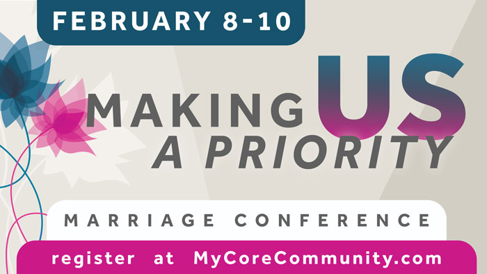 Marriage Conference 2019 logo