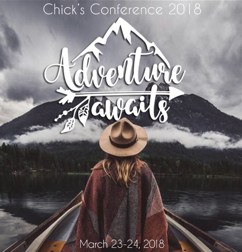 Chick's Conference 2018 logo