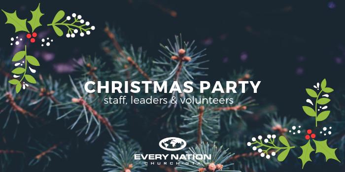 ENGTA Christmas Party logo