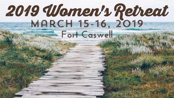 Women's Retreat logo