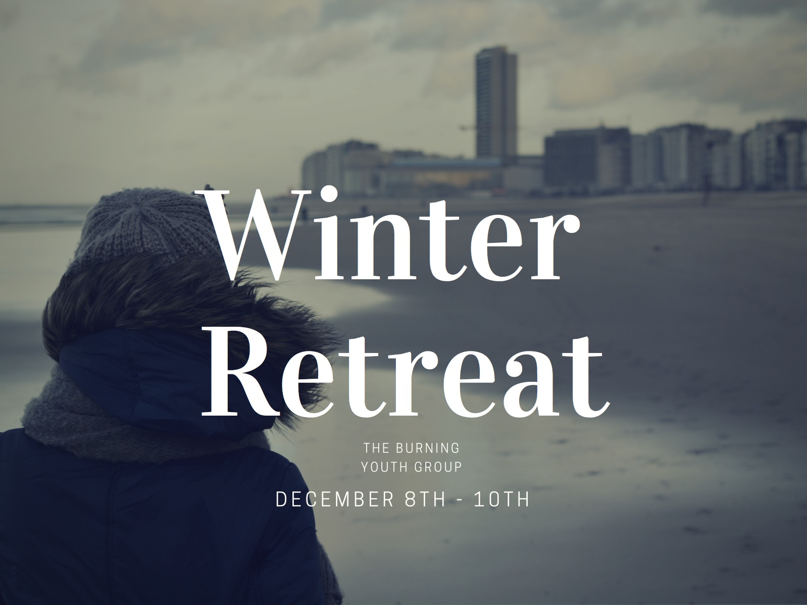 Calvary Youth Winter Retreat 2017 logo