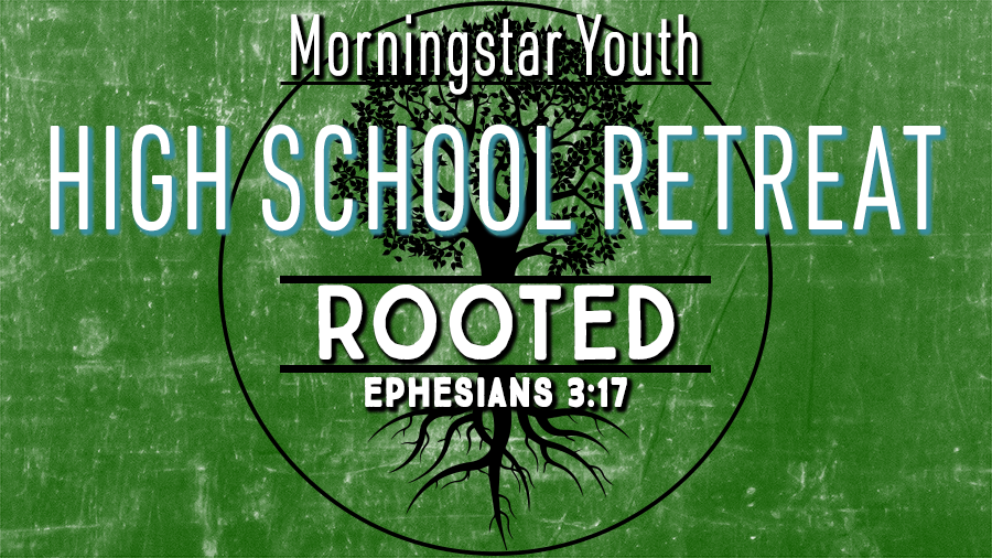 High School Retreat logo