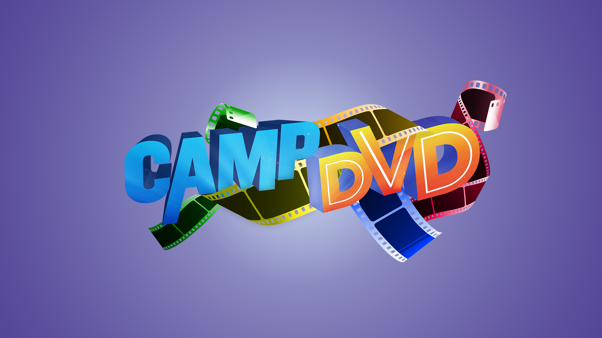 Camp DVD (Ages 5-12) logo