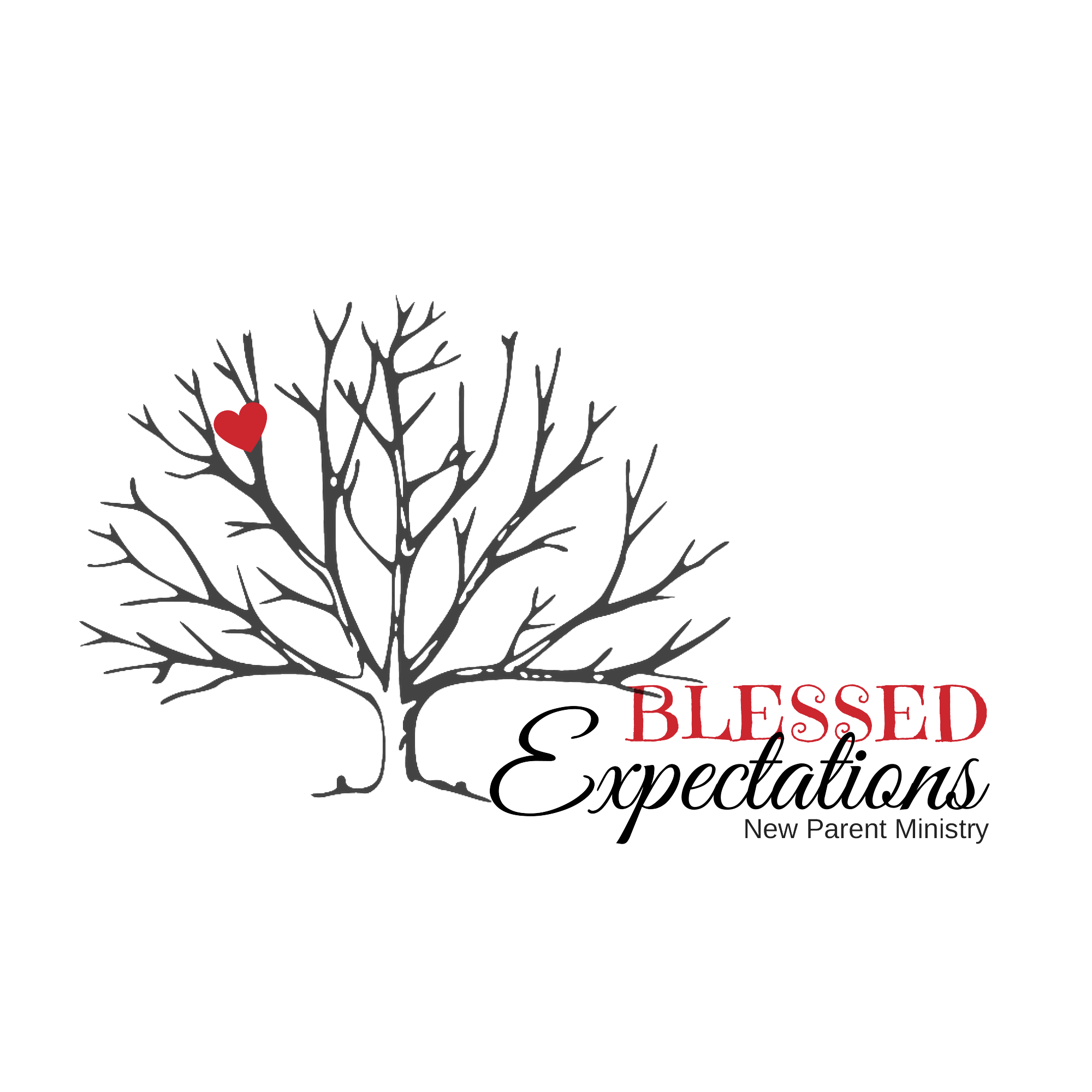 Blessed Expectations: New Parent Ministry logo