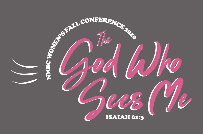 The God Who Sees Me - Women's Worship Event logo