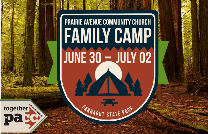 PACC Family Camp 2017 logo