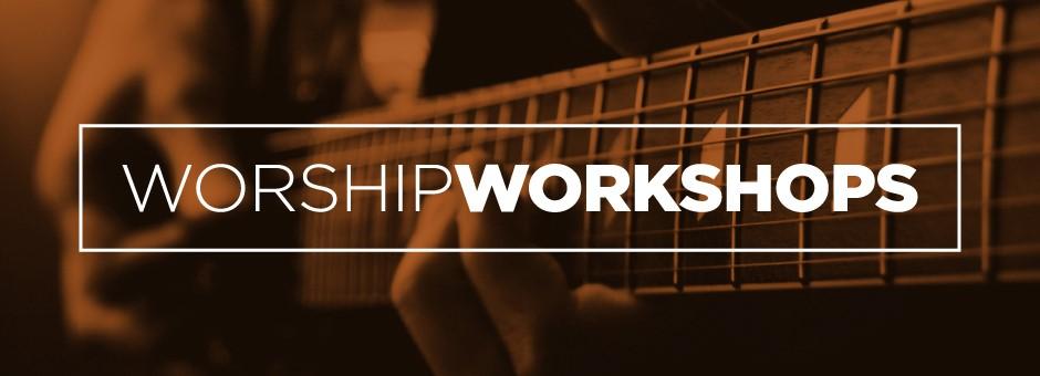 Worship Workshops 2019 logo