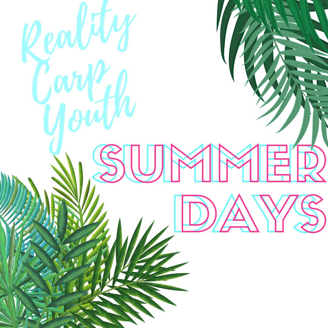 J High Overnighter | RCY SUMMER DAYS logo