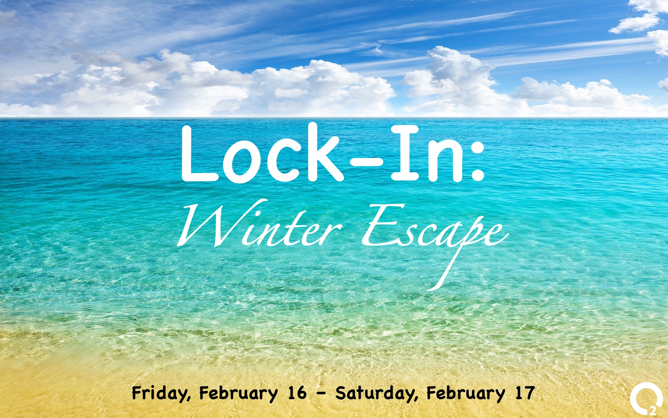 Oxygen Lock-In: Winter Escape logo