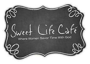 Sweet Life Cafe Women's Conference logo