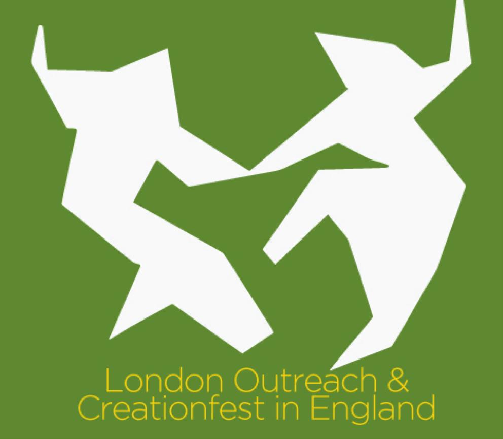 Calvary Summer Mission to England 2017 logo