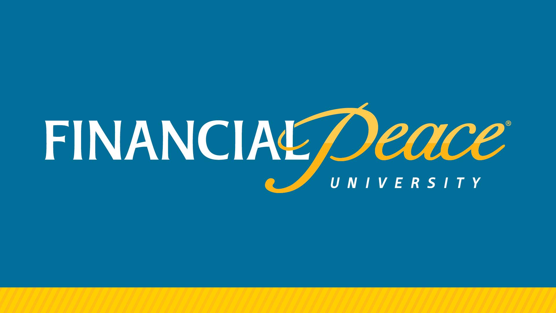 Financial Peace University (Spring 2018) logo