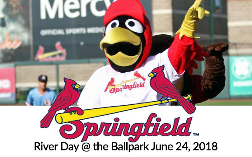River Day @ the Ballpark logo