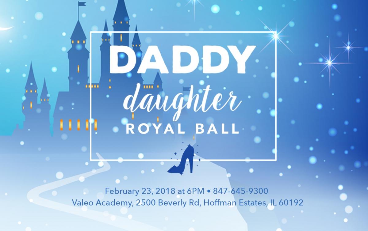 Daddy Daughter Dance 2018 logo