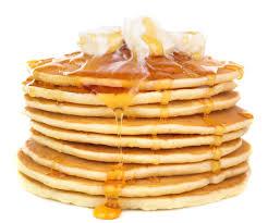 Boy Scouts Pancake Breakfast logo