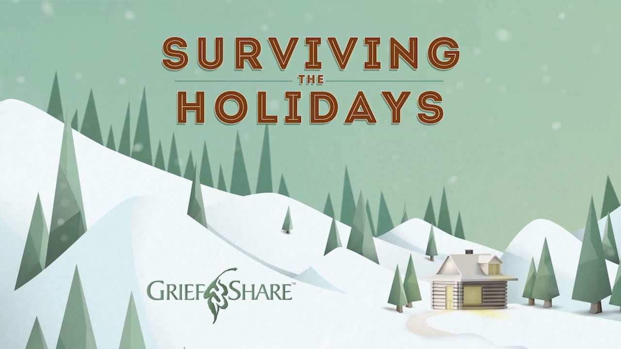 GriefShare: Surviving the Holidays 2017 logo