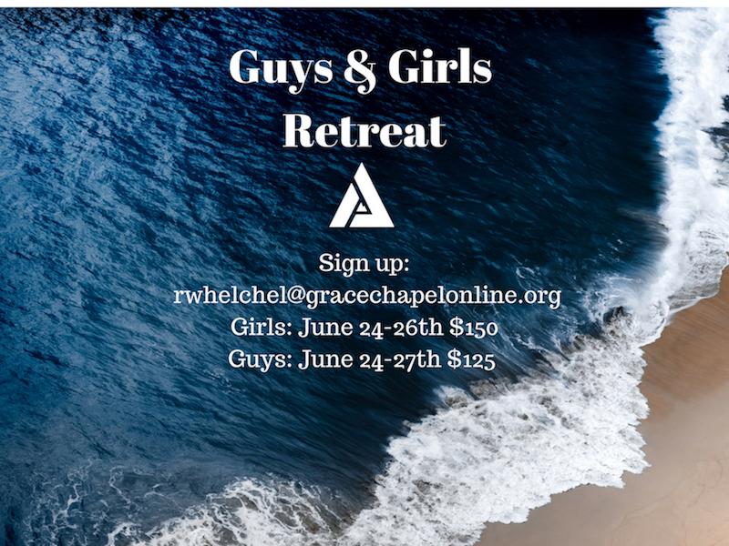 SH Girls Beach Retreat logo