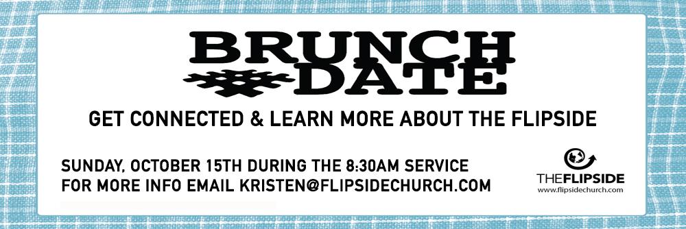 October Brunch Date logo