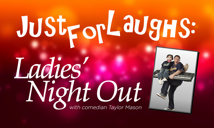 Just For Laughs: Ladies' Night Out logo