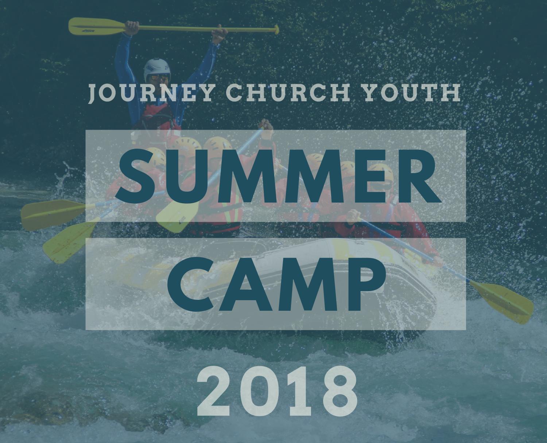 Youth Summer Camp 2018 logo
