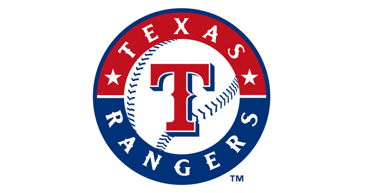 Student Ministry Texas Rangers Game logo