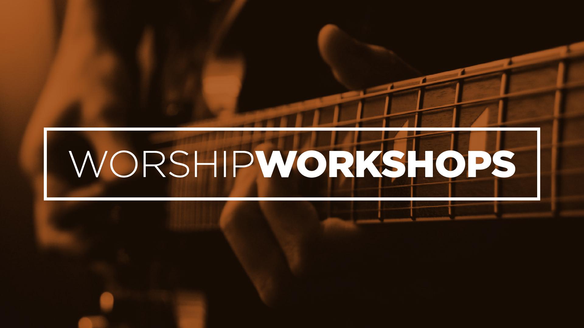Worship Workshops logo
