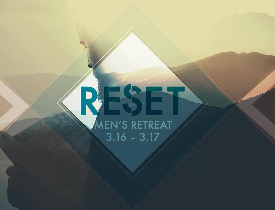 Men's Retreat 2018 logo
