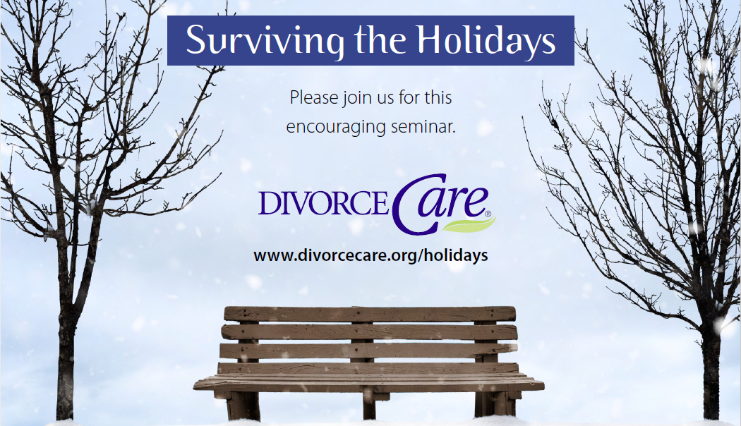 Surviving the Holidays For Divorced/Separated Adults logo