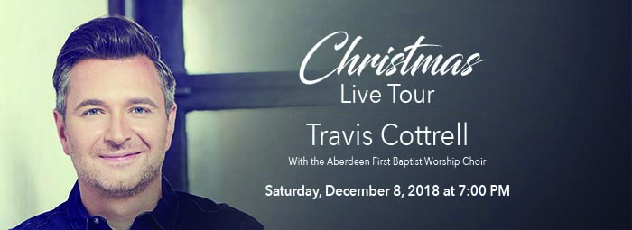 An Evening of Worship with Travis Cottrell logo