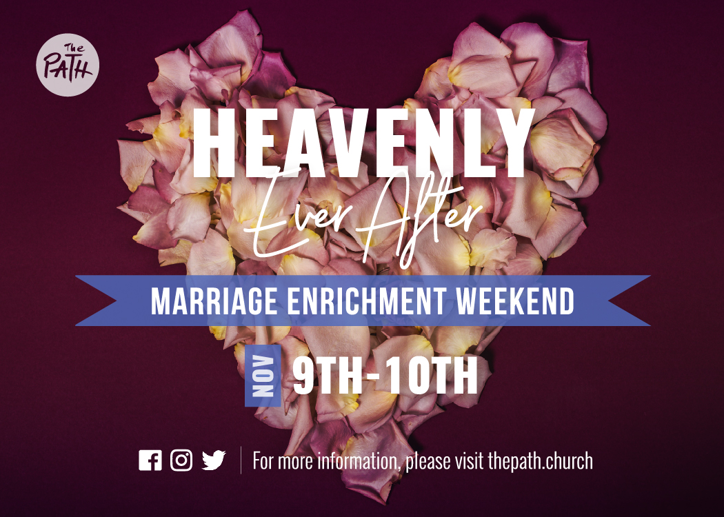 Heavenly Ever After - Path Marriage Enrichment Weekend logo