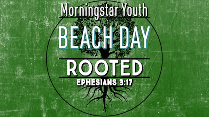 High School Beach Day 6/28 logo