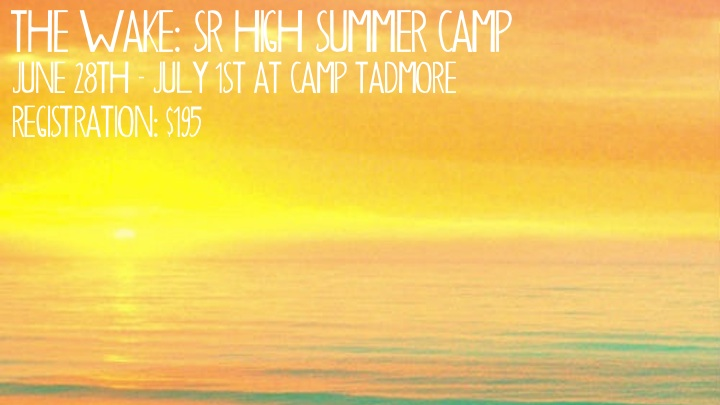 HIGH SCHOOL SUMMER CAMP logo